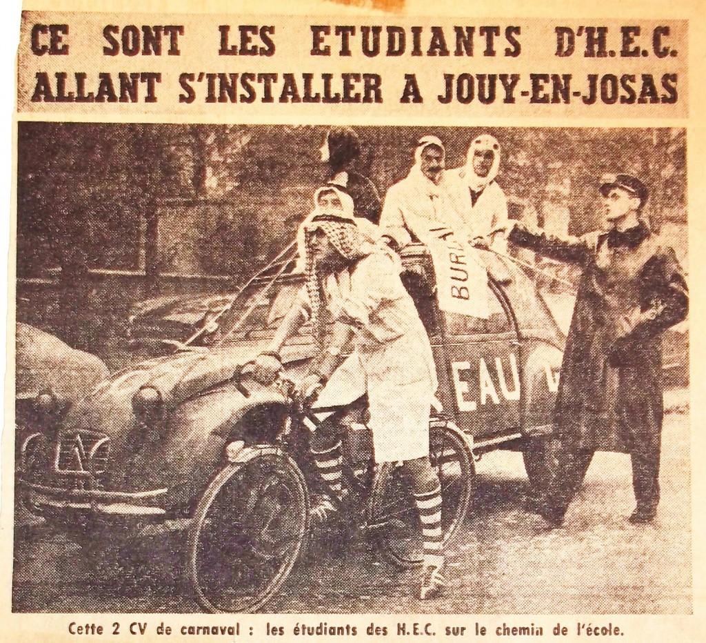 03 France Soir 31 oct.1964