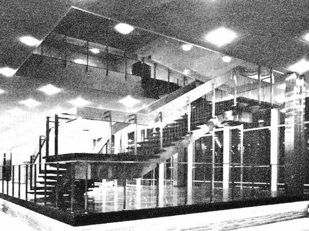 Jouy Auditorium