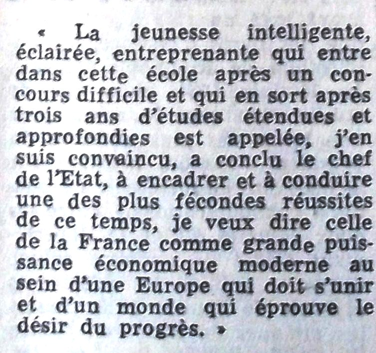 Le Figaro  10 juillet 1964  Page 6   100_2057 - Copie