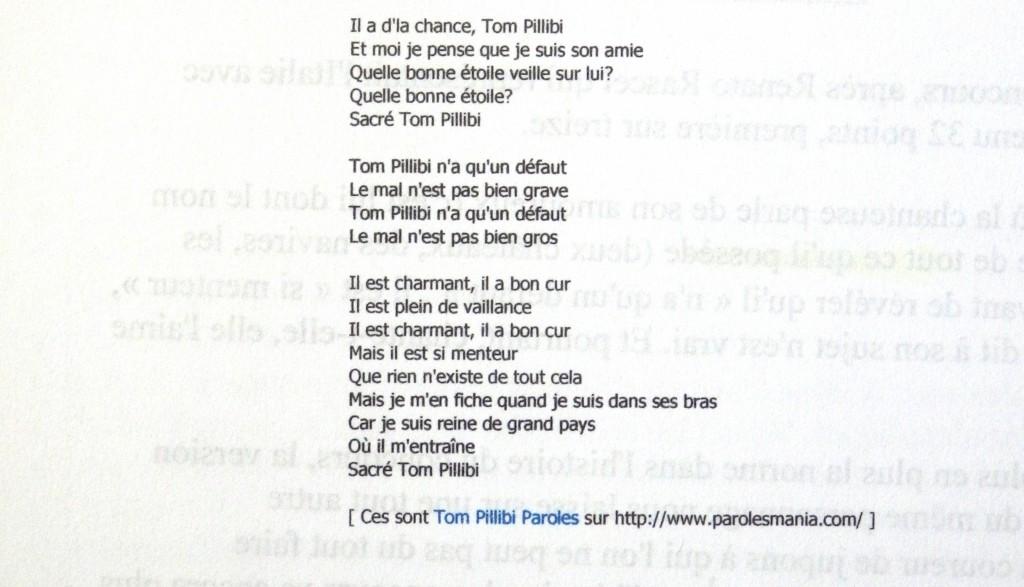 Tom Pilibi