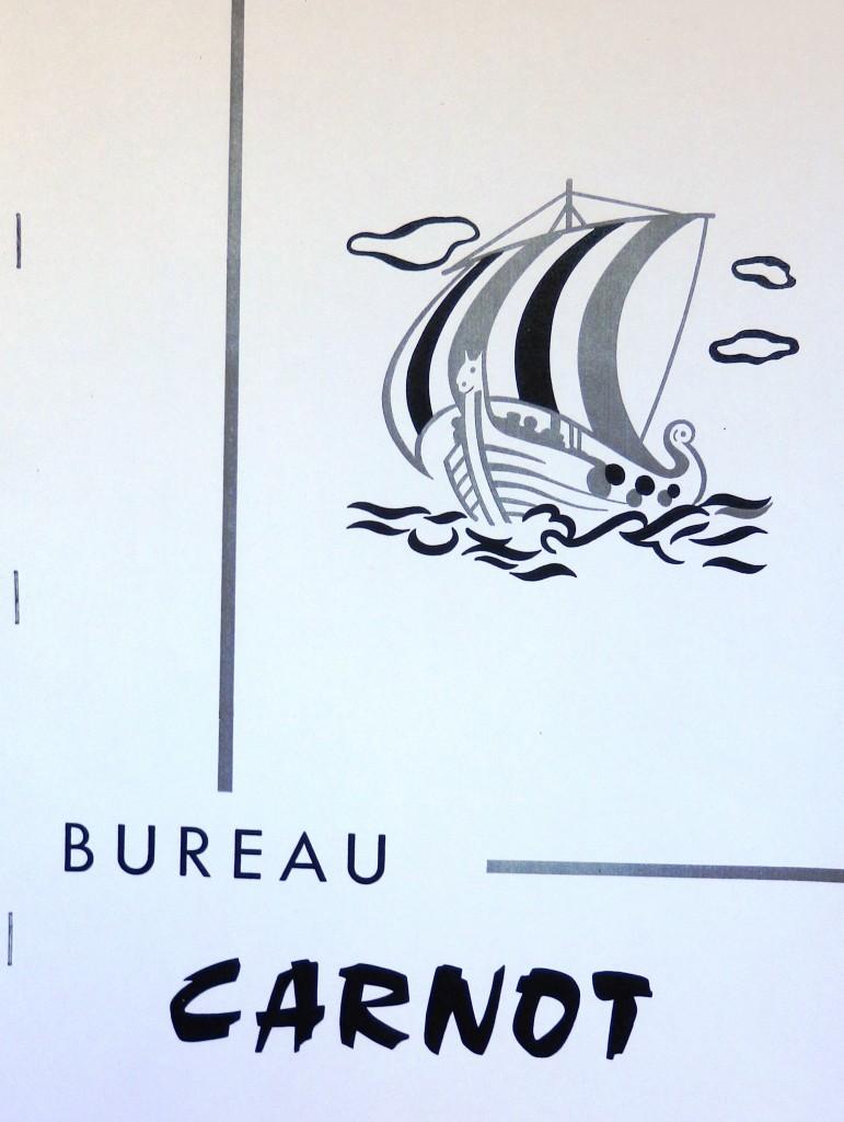 Affiche du bureau CARNOT