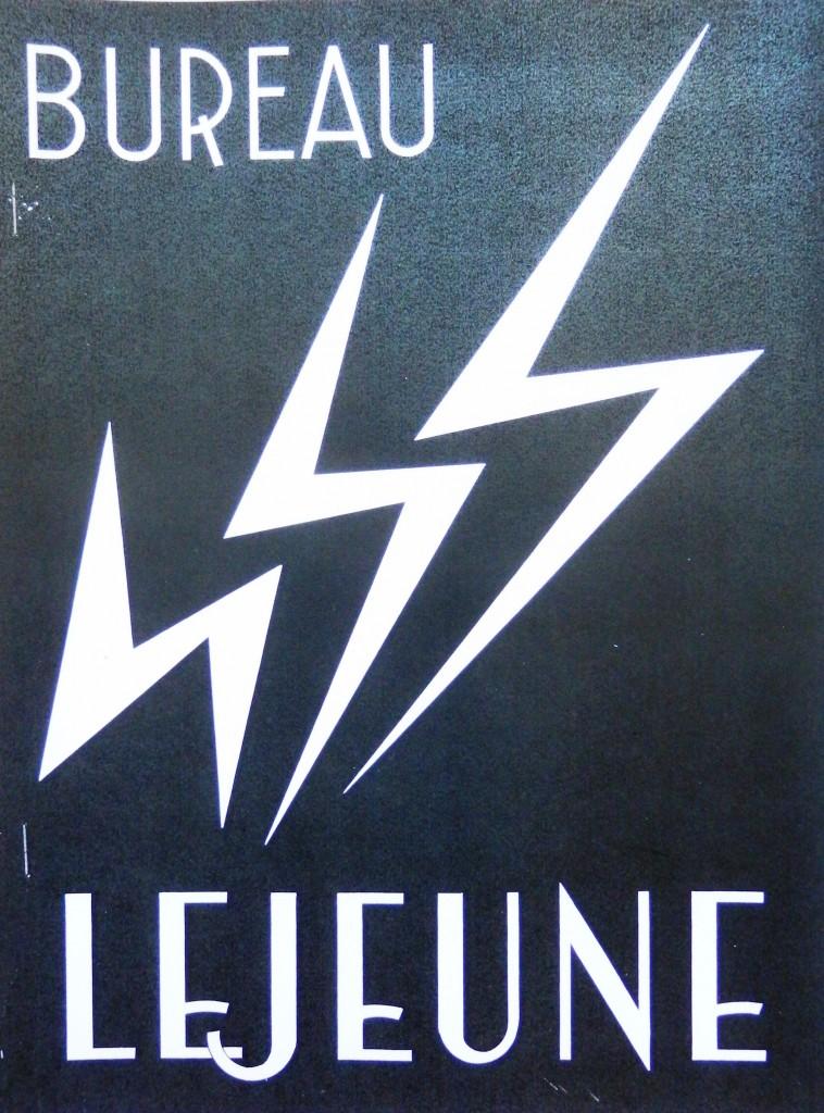 Affiche du bureau LEJEUNE