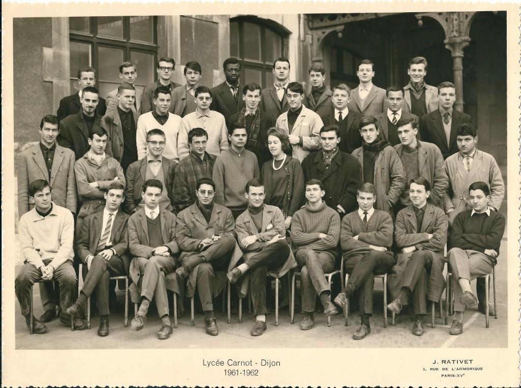 Epice 61-62  Lycée Carnot  Dijon