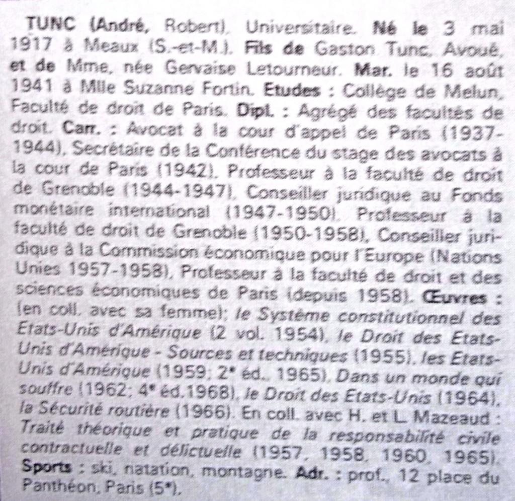 Tunc  WW  69-70