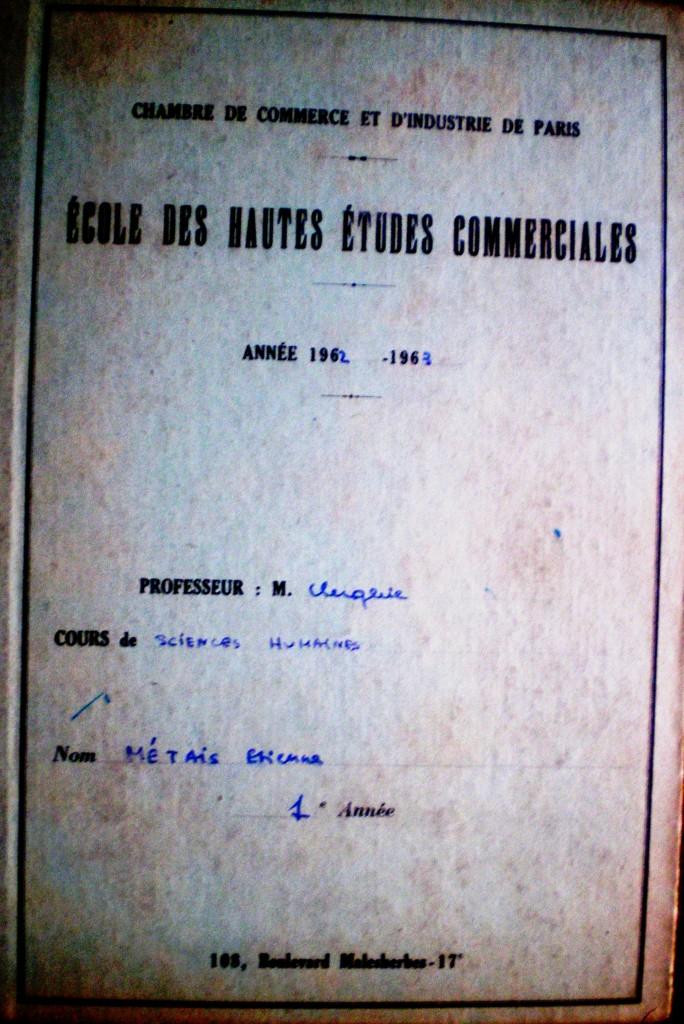 Clergerie  Cahier vert Métais IMGP1709 - Copie