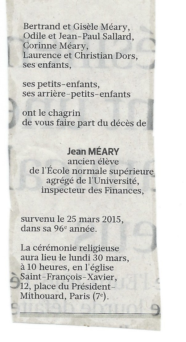 Meary_décès_Figaro_27_mars_15