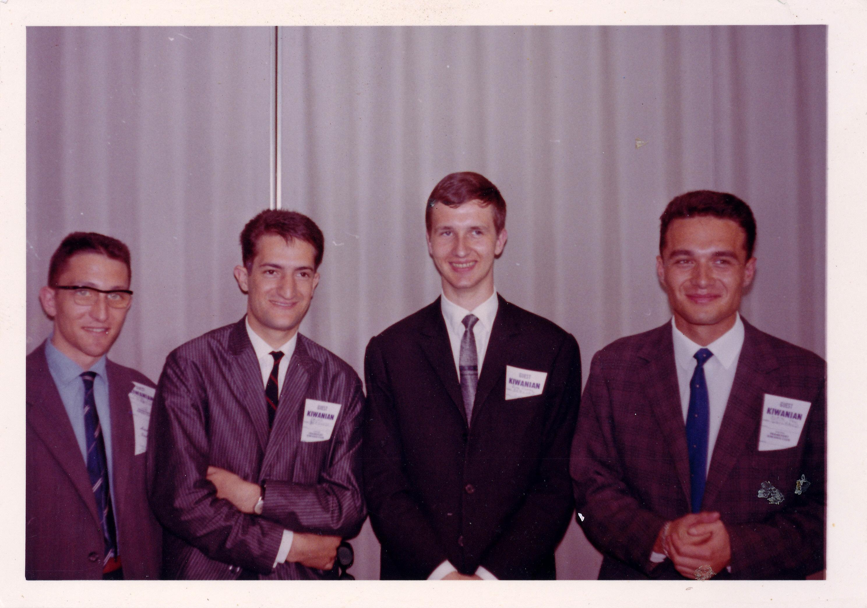 P.Y. Martin, Kerdoudi, Berlier, Guilbaud (USA