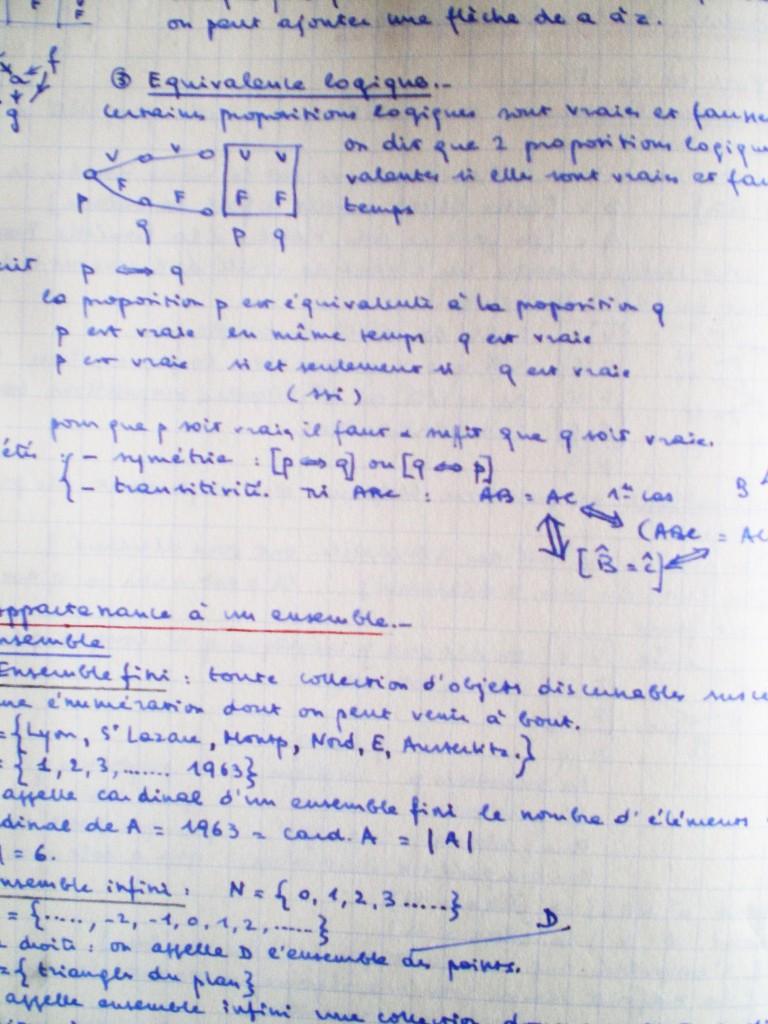 Rosensthiel  Notes Métais (2)